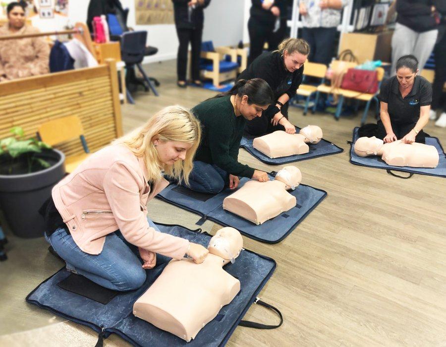 Certo Workplace First Aid Training Brisbane